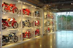 My dream garage wall...