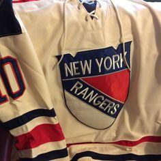 NY Rangers Winter Classic Jersey
