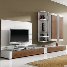 Composition 45 TV Stand
