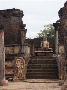 Vatadage, sri lanka polonnaruwa