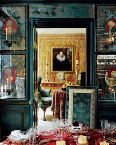 """From Rizzoli's """"Alidad: The Timeless Home"""". Learn more: http://www.rizzoliusa.com/book.php?isbn=9780847840755"""