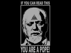 Robert Anton Wilson who coined the term Chapel Perilous. This is when something happens in your life and it all begins to fit together and make sense, too mu...