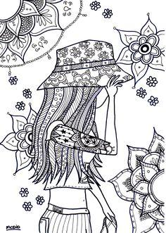 zomermeisje-kleurplaat.png (2482×3484)