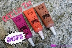 Lip Tar JCAT Beauty Wonder Lip Paint Review. Makeup. #makeup #review #dupes