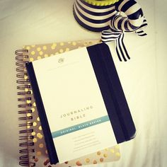 Journaling Bible | apileofashes.com --//-- this is how she started..