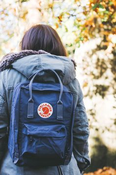 My Fjallraven Kanken Laptop 13 Inch Backpack in Graphite | OnePleasantDay