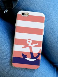Are you and your friends each others anchor in life?  Check out this anchor theme'd cellphone case on sale now for only $15. #anchors