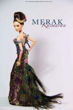Merak Kasmaran Barbie Doll 1