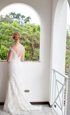 Used Romona Keveza Wedding Dress Size 6