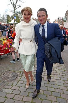 Princess Marilene of The Netherlands and Prince Maurits of The Netherlands are…
