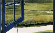"""Andrew Wyeth  """"Love in Afternoon"""""""