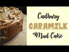 Cadbury Caramilk Mud Cake