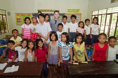 Photo from Zac's trip to the Philippines