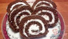 Kakaová roláda s tvarohovou náplní Delicious Desserts, Tasty