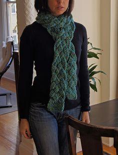 Ravelry: Rapunzel Scarf pattern by Kristen Hein Strohm