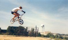 1980s bmx freestyle kettering (selvedge yard)