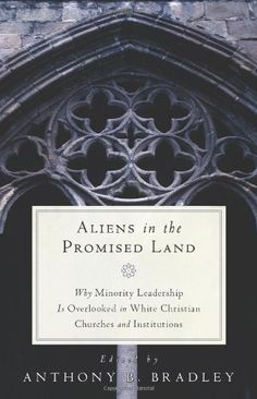 Aliens in the Promised Land: Why Minority Leadership Is Overlooked in White Christian Churches and Institutions, http://www.amazon.com/dp/1596382341/ref=cm_sw_r_pi_awd_VUn2rb06PWF8W