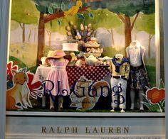 Display Window: Ralph Lauren Kids » Fashion & Travel Siren