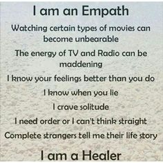 The life of an Empath