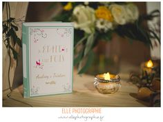 Faire-part sur-mesure  Photo Elle photographie