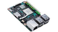 Asus utfordrer Pi med en 2GB RAM-maskin med en 1,8GHz CPU. (Ill.: Asus)