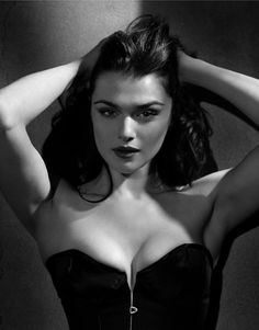 Rachel Weisz...I guess I can see why Daniel Craig's in love with her. But I'm still jealous.