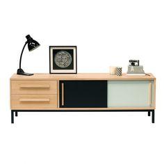 enfilade - meuble tv style années 50