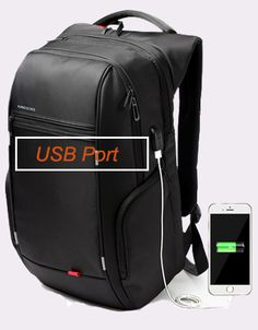 d6381a5425fa DTBG Leisure Bag External USB Charging Anti-theft Waterproof Traveling  Backpack 15