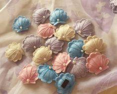door decs and small butcherblocks Felt Crafts Diy, Diy Home Crafts, Felt Diy, Crafts For Kids, Felt Hair Accessories, Plush Pattern, Creation Couture, Felt Patterns, Mermaid Birthday