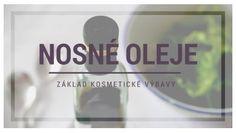 Nosné oleje: základ kosmetické výbavy Health Fitness, Fitness, Health And Fitness