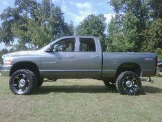 lifted dodge ram 1500 | 2006 Dodge ram 1500 $17,000 - 100330634 | Custom Lifted Truck ...