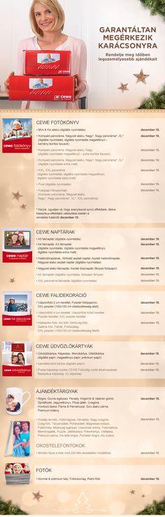 Karácsonyi rendelési határidők