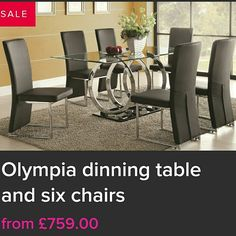 The uk is showing off its talent with this stunning table and chairs  Www.imnotshopping.co.uk