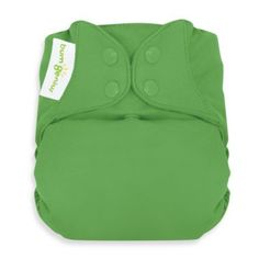 bumGenius™ Cloth Diaper with Snap Closure in Ribbit - buybuyBaby.com - we actually love using cloth diapers and would definitely do it again!