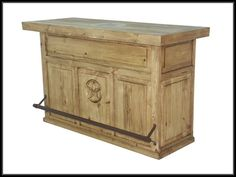 Give An Ancient Look To Any Home With Rustic Old World Furniture