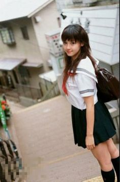 Words... japanese junior school uniforms xxx