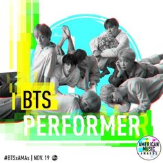 """K-pop fans that support Bangtan Sonyeondan, """"BTS,"""" were curious as to why The Ellen DeGeneres Show had reached out to the seven member boyband, but they got their answer when the American Music Awards announced the talented group will be performing on November 19!"""