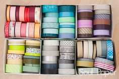 Soul & Paper | many washi tape project ideas