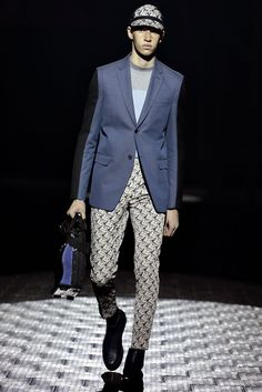Kenzo Fall 2013 Menswear - Collection - Gallery - Style.com