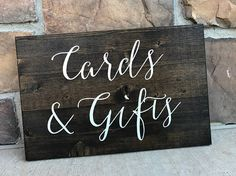 Cards and Gifts Wedd