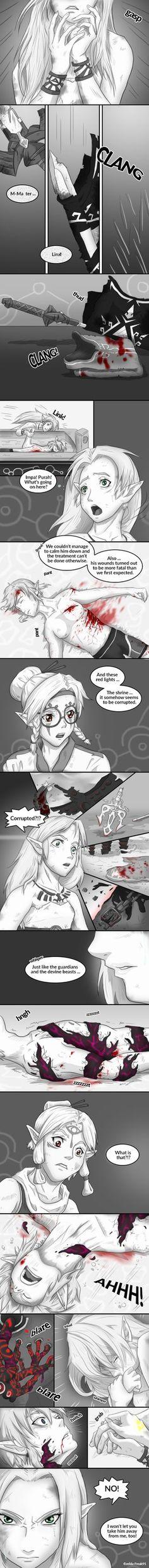 Zelda: broken - 3 by zelda-Freak91.deviantart.com on @DeviantArt