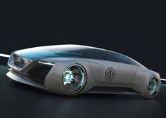 Quattro Fleet Shuttle concept by Audi