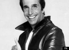 The Fonz is cool