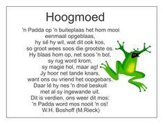 Afrikaans Is Maklik Preschool Poems, Rhyming Activities, Kids Poems, Kids Learning Activities, Preschool Worksheets, Free Printable Alphabet Worksheets, 1st Grade Worksheets, Quotes Dream, Life Quotes Love