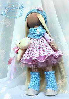 #текстильнаякукла #интерьернаякукла #куклавподарок #куклаизткани #подарок #doll #interiordoll #handmade #игрушкиручнойработы