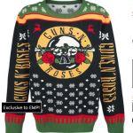 heavy metal christmas jumpers so metal xmas sweaters rock n metal collectables - Metal Band Christmas Sweaters