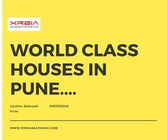Xrbia Balewadi Pune- Homes for the common man