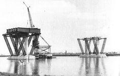 M62 Ouse Bridge c. 1974