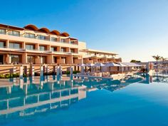 Avra Imperial Beach Resort & Spa 5 Stars luxury hotel in Kolymbari Offers Reviews