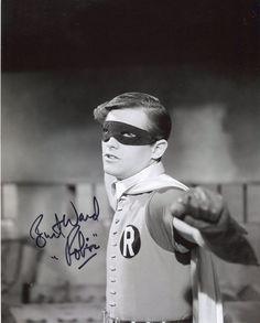 Burt Ward / Robin